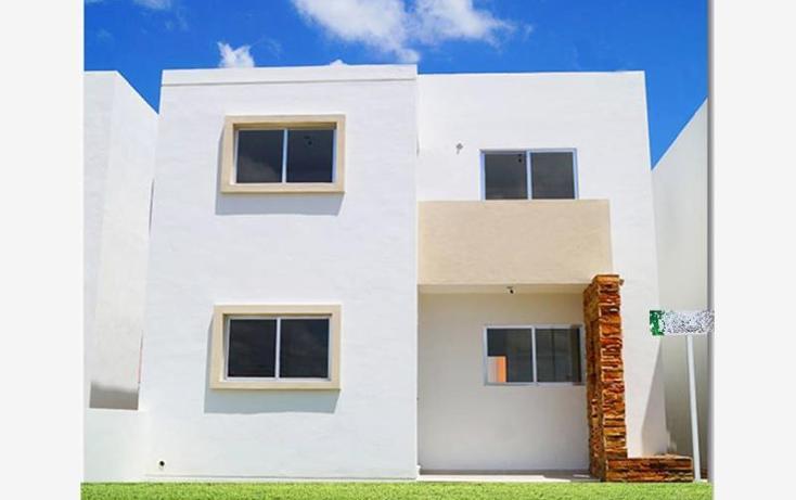 Foto de casa en venta en  , cholul, mérida, yucatán, 1387663 No. 01