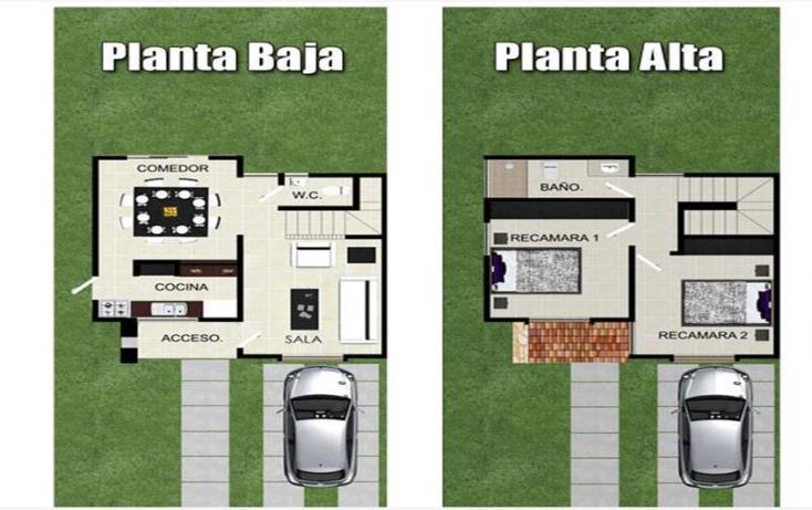 Foto de casa en venta en  , cholul, mérida, yucatán, 1387663 No. 02