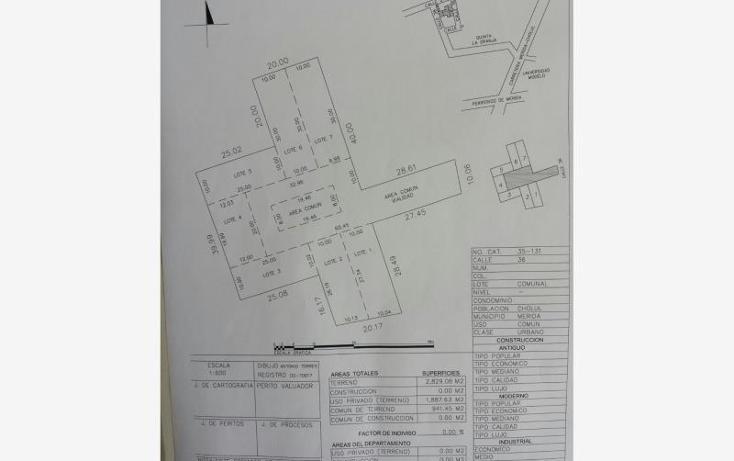 Foto de terreno habitacional en venta en  , cholul, mérida, yucatán, 1390793 No. 01