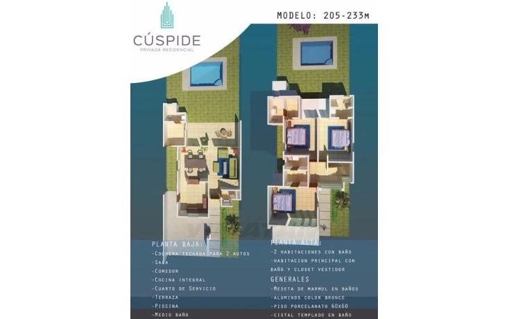 Foto de casa en venta en  , cholul, mérida, yucatán, 1391279 No. 03
