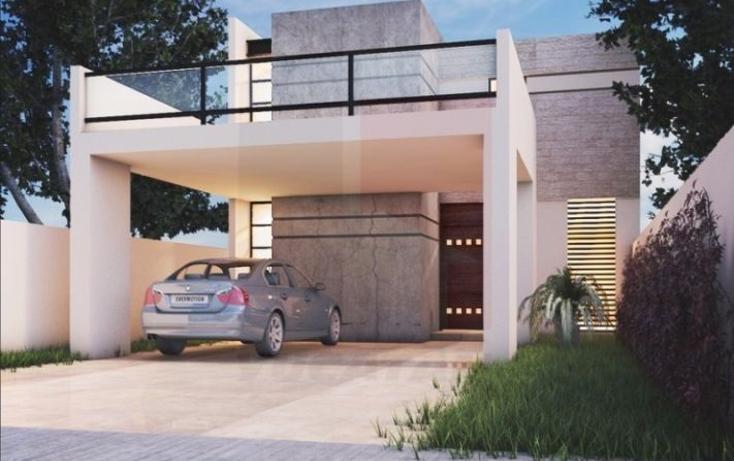 Foto de casa en venta en  , cholul, mérida, yucatán, 1391691 No. 02