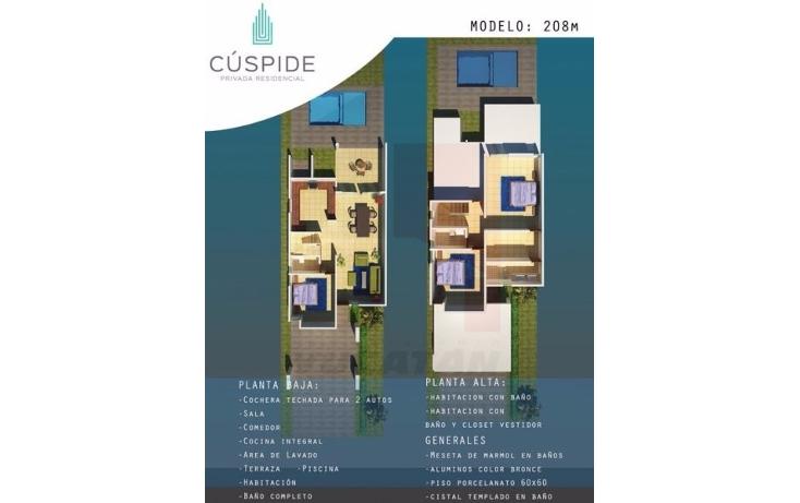 Foto de casa en venta en  , cholul, mérida, yucatán, 1391691 No. 03