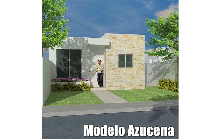 Foto de casa en venta en  , cholul, m?rida, yucat?n, 1391991 No. 01