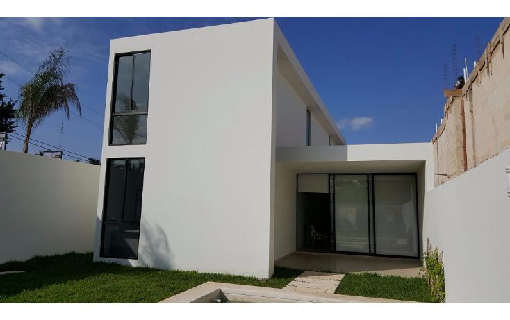 Foto de casa en venta en  , cholul, mérida, yucatán, 1392131 No. 01
