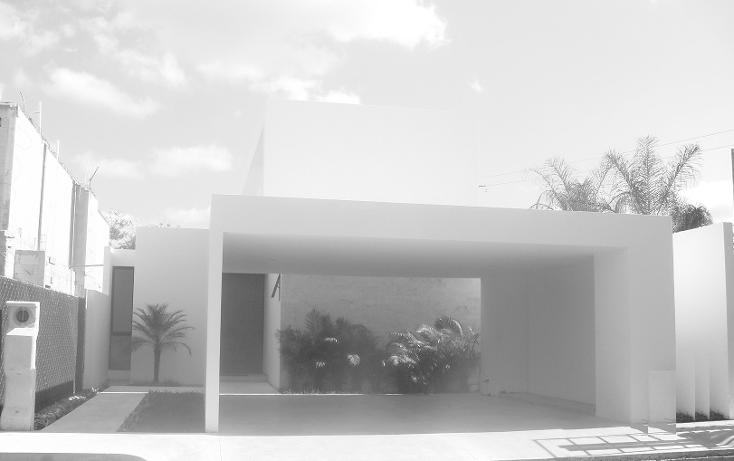 Foto de casa en venta en  , cholul, mérida, yucatán, 1394515 No. 01