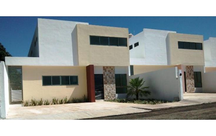 Foto de casa en venta en  , cholul, mérida, yucatán, 1395947 No. 01