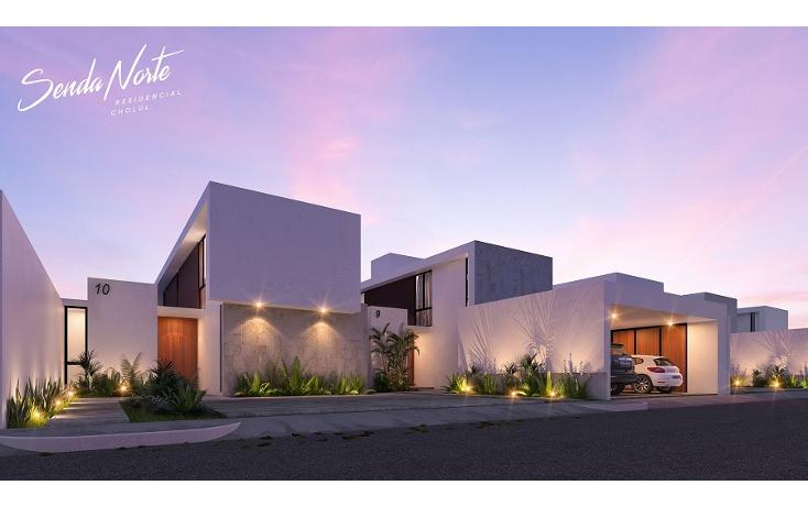 Foto de casa en venta en  , cholul, mérida, yucatán, 1396597 No. 03