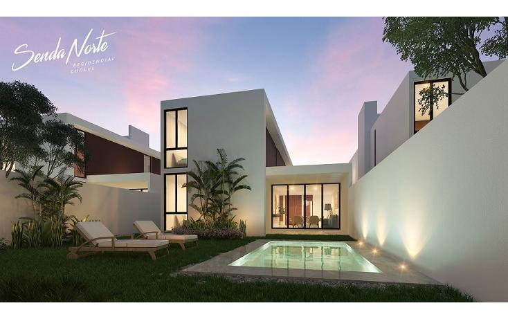 Foto de casa en venta en  , cholul, mérida, yucatán, 1396597 No. 04