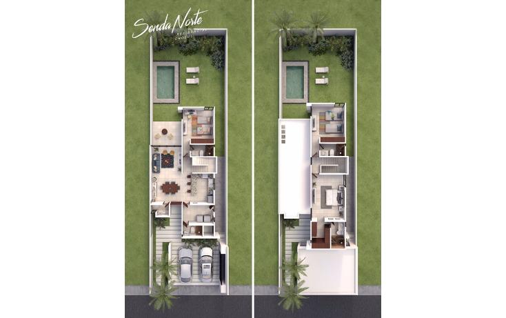 Foto de casa en venta en  , cholul, mérida, yucatán, 1396597 No. 08