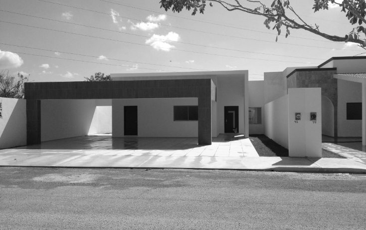 Foto de casa en venta en  , cholul, mérida, yucatán, 1398357 No. 01