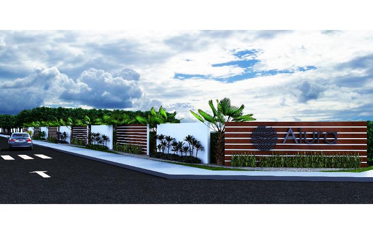 Foto de terreno habitacional en venta en  , cholul, mérida, yucatán, 1405347 No. 04
