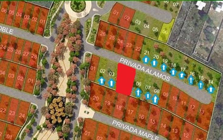 Foto de terreno habitacional en venta en  , cholul, mérida, yucatán, 1406243 No. 01