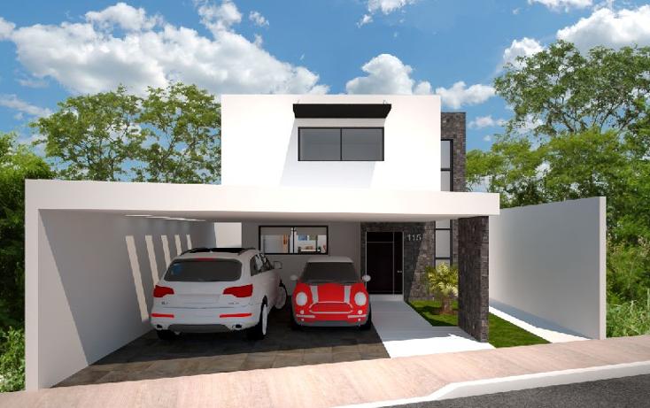 Foto de casa en venta en  , cholul, mérida, yucatán, 1406247 No. 01