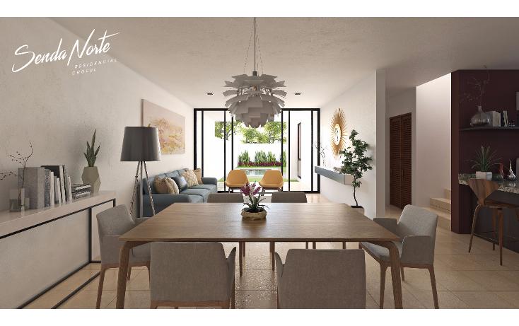 Foto de casa en venta en  , cholul, mérida, yucatán, 1407163 No. 04