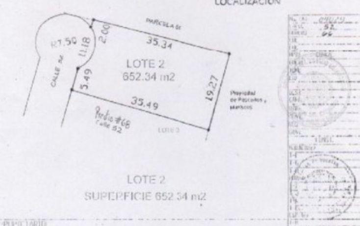 Foto de terreno habitacional en venta en, cholul, mérida, yucatán, 1418063 no 01