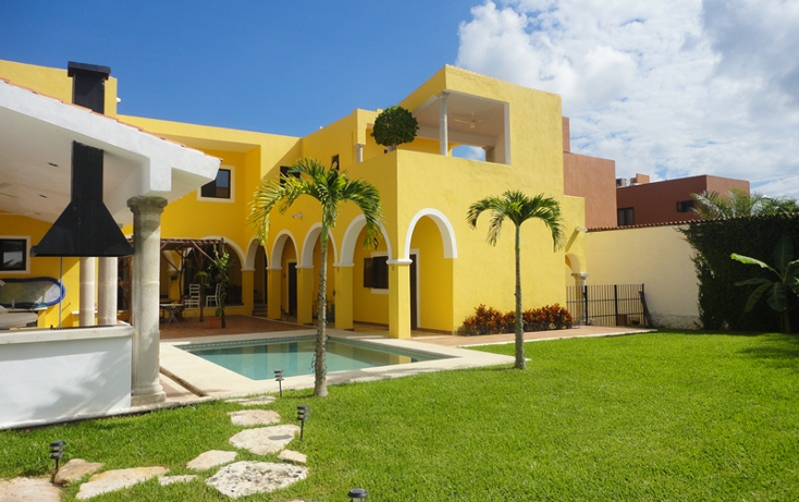 Foto de casa en venta en  , cholul, m?rida, yucat?n, 1420043 No. 01
