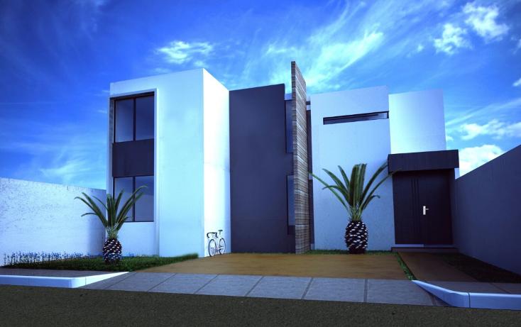 Foto de casa en venta en  , cholul, mérida, yucatán, 1423101 No. 01