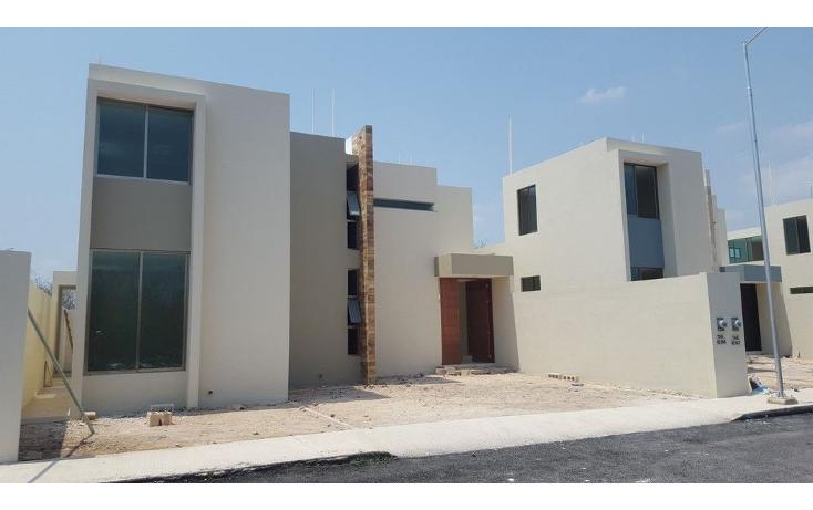 Foto de casa en venta en  , cholul, m?rida, yucat?n, 1424217 No. 01
