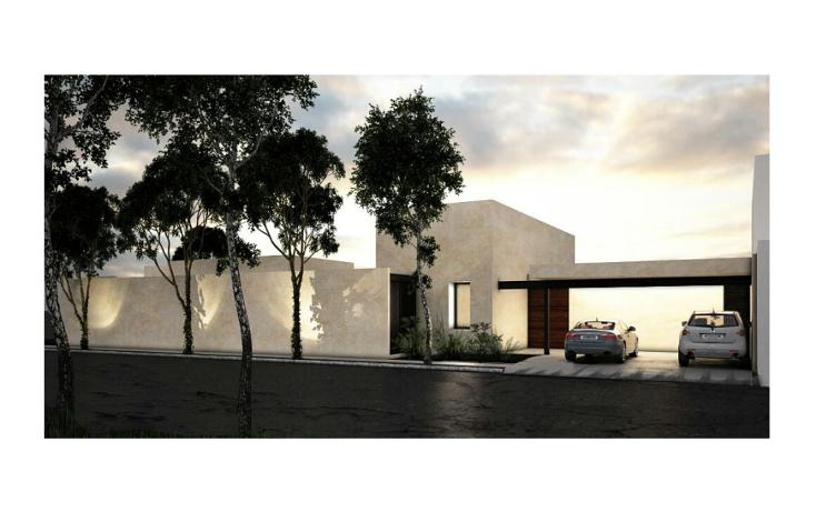 Foto de casa en venta en  , cholul, m?rida, yucat?n, 1427161 No. 01