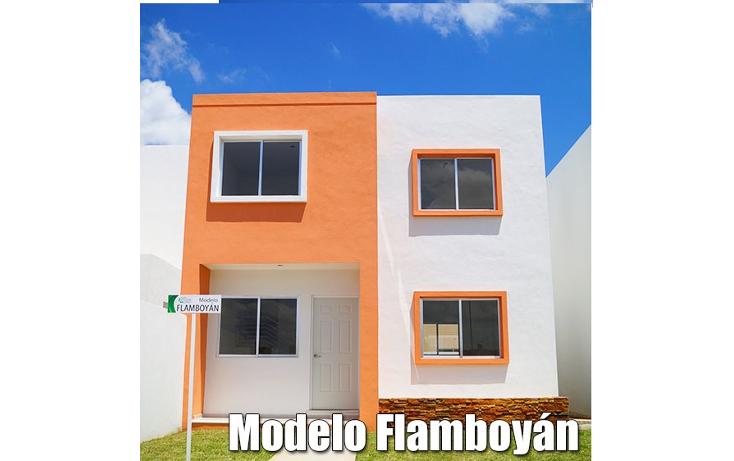 Foto de casa en venta en  , cholul, m?rida, yucat?n, 1430023 No. 01