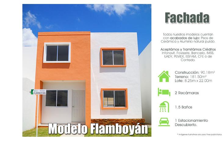 Foto de casa en venta en  , cholul, m?rida, yucat?n, 1430023 No. 04