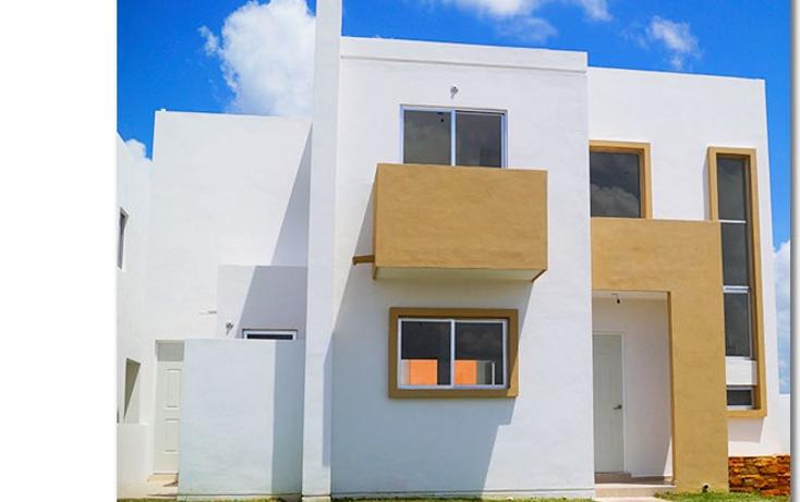 Foto de casa en venta en  , cholul, mérida, yucatán, 1430087 No. 01