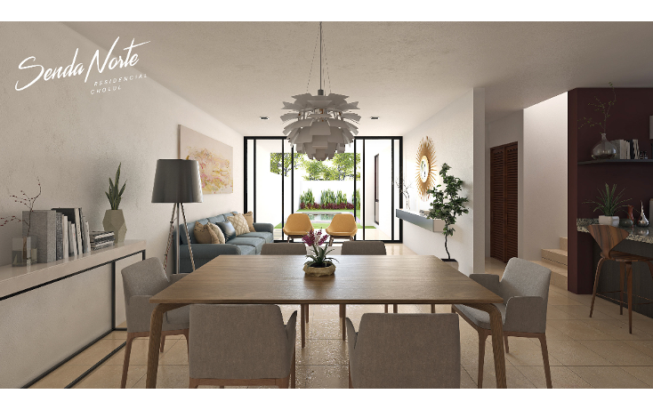 Foto de casa en venta en  , cholul, mérida, yucatán, 1430097 No. 02