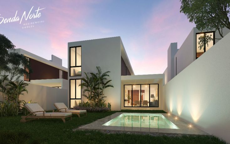 Foto de casa en venta en, cholul, mérida, yucatán, 1430097 no 05