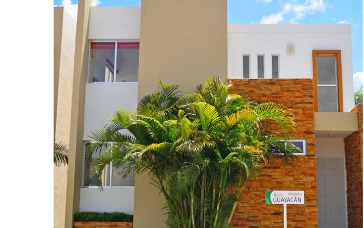Foto de casa en venta en  , cholul, mérida, yucatán, 1430175 No. 01