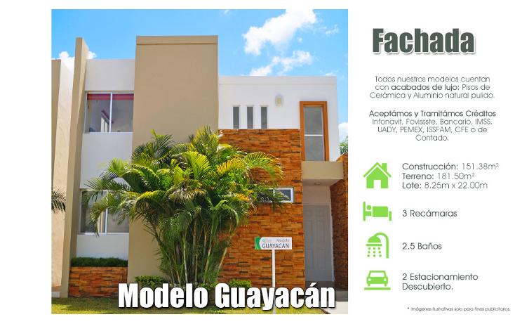 Foto de casa en venta en  , cholul, mérida, yucatán, 1430175 No. 09