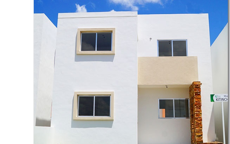 Foto de casa en venta en  , cholul, mérida, yucatán, 1430261 No. 01
