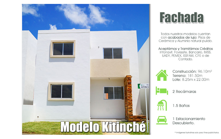 Foto de casa en venta en  , cholul, m?rida, yucat?n, 1430261 No. 02