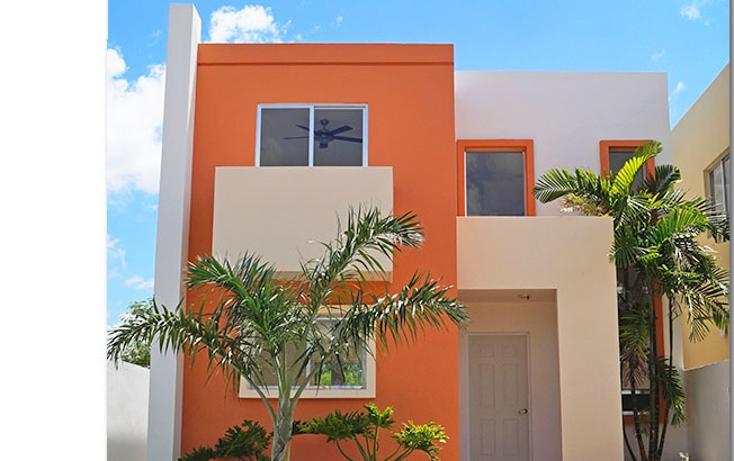 Foto de casa en venta en  , cholul, mérida, yucatán, 1430735 No. 01