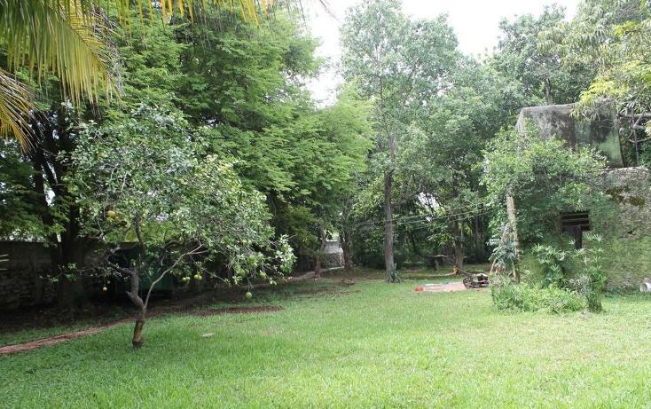 Foto de terreno habitacional en venta en  , cholul, mérida, yucatán, 1430965 No. 01