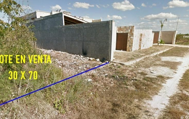 Foto de terreno habitacional en venta en, cholul, mérida, yucatán, 1435955 no 02