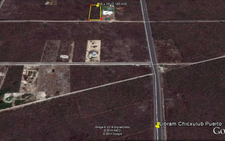 Foto de terreno habitacional en venta en, cholul, mérida, yucatán, 1435955 no 03