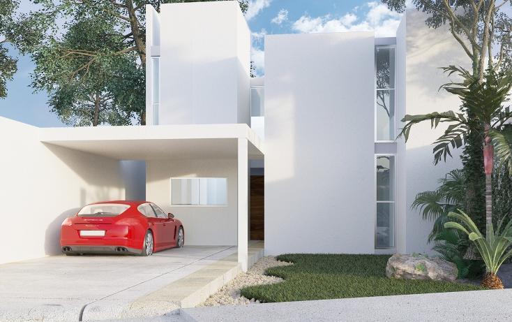 Foto de casa en venta en  , cholul, mérida, yucatán, 1438813 No. 01