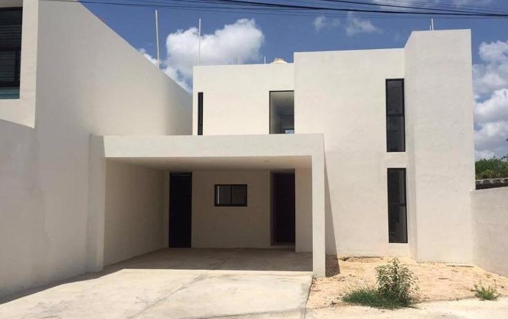 Foto de casa en venta en  , cholul, mérida, yucatán, 1438813 No. 02
