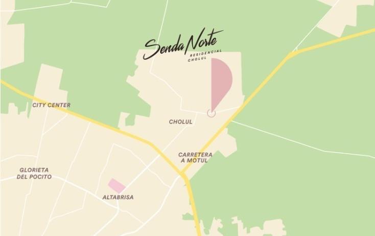 Foto de casa en venta en  , cholul, mérida, yucatán, 1440563 No. 18
