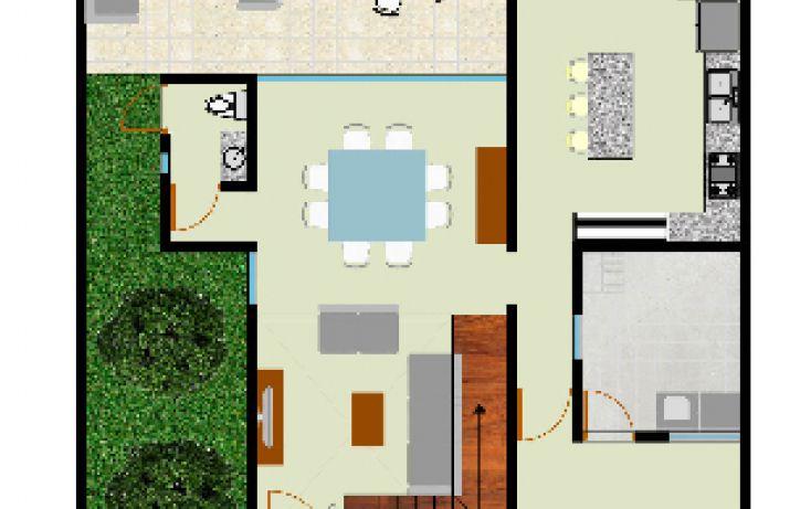 Foto de casa en venta en, cholul, mérida, yucatán, 1444455 no 04