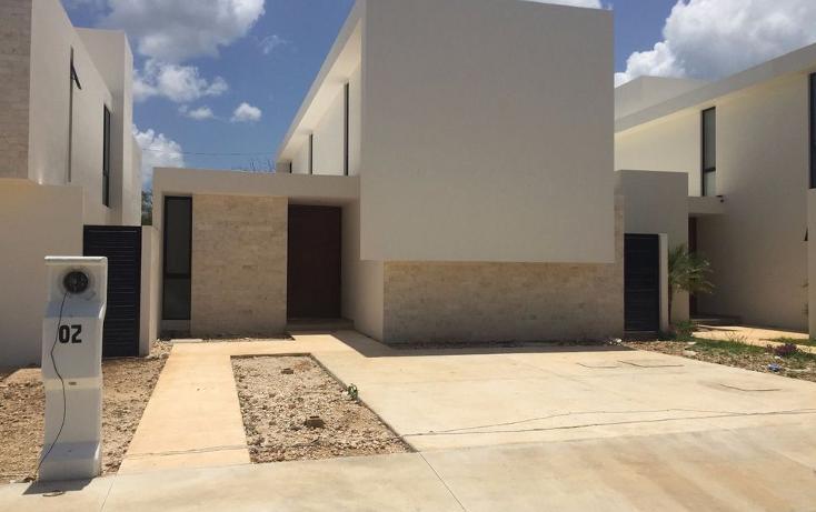 Foto de casa en condominio en venta en  , cholul, m?rida, yucat?n, 1444507 No. 02