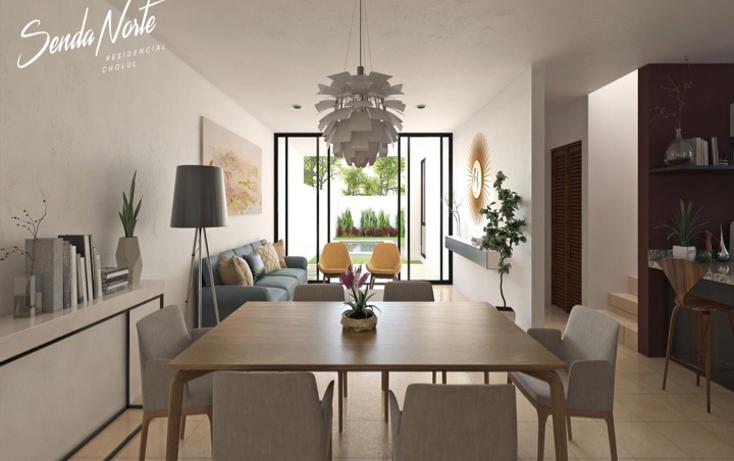 Foto de casa en condominio en venta en  , cholul, m?rida, yucat?n, 1444507 No. 03