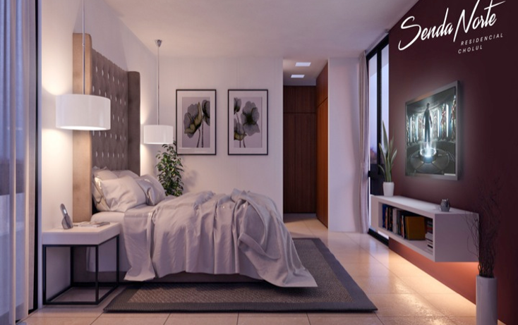 Foto de casa en condominio en venta en  , cholul, m?rida, yucat?n, 1444507 No. 05