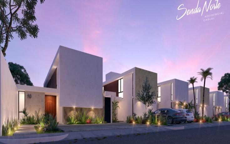 Foto de casa en condominio en venta en  , cholul, m?rida, yucat?n, 1444507 No. 06