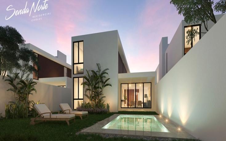 Foto de casa en condominio en venta en  , cholul, m?rida, yucat?n, 1444507 No. 07