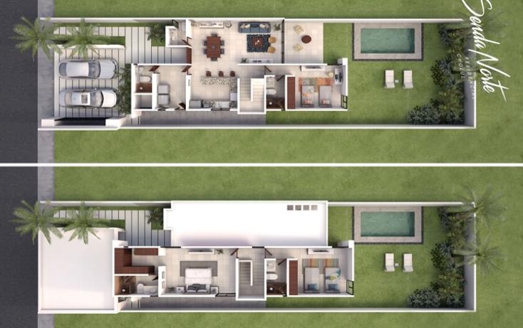 Foto de casa en condominio en venta en  , cholul, m?rida, yucat?n, 1444507 No. 17