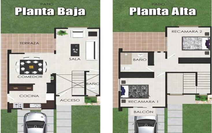 Foto de casa en venta en  , cholul, mérida, yucatán, 1444691 No. 02