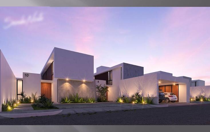 Foto de casa en venta en  , cholul, mérida, yucatán, 1445917 No. 01
