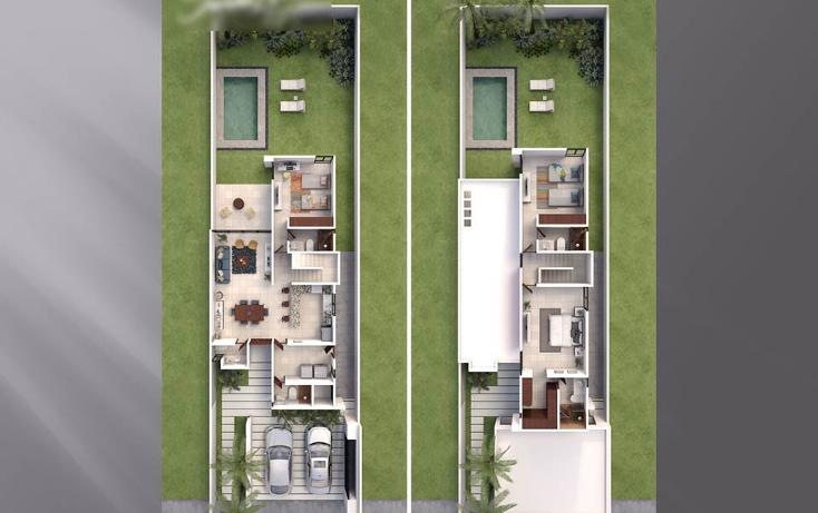 Foto de casa en venta en  , cholul, mérida, yucatán, 1445917 No. 02