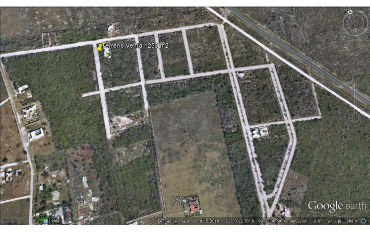 Foto de terreno habitacional en venta en  , cholul, mérida, yucatán, 1449043 No. 03